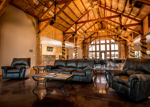 A1 Al's Pheasant Ranch offers lodging while you hunt. Stay at our 20,000 sq foot lodge with 20 bedrooms.